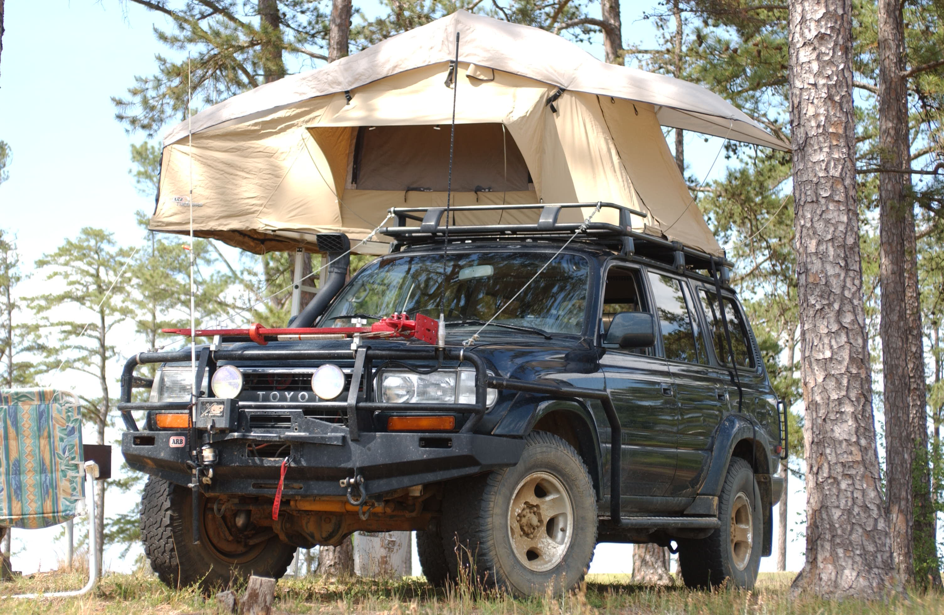 Can you identify the maker of this off road tent trailer? Photo included. [Archive] - Beyond.ca - Car Forums - Automotive Enthusiasts Community & Can you identify the maker of this off road tent trailer? Photo ...