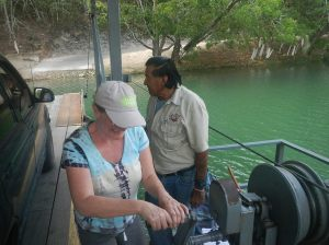 Belize 2013 Expedition Xunantunich 030