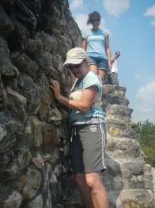 Belize 2013 Expedition Xunantunich 055