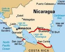 nica route