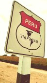 Driving the Pan American Highway through Peru